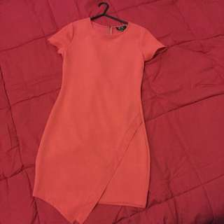 Pinkish ICE dress Size S