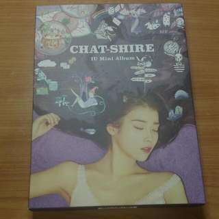 IU Chat-shire Ablum💕💕