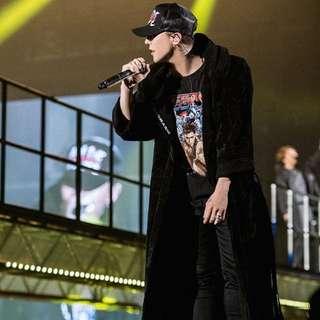 (已售出)BIGBANG MADE TOUR 長袍,保證官方正品否則可退貨