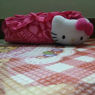 [LAST PC] BN Authentic Hello Kitty Pencil Case/Cosmetic Pouch