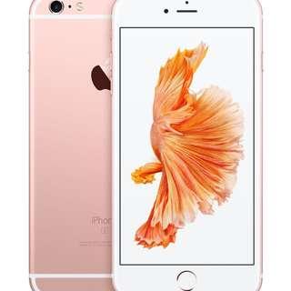 IPhone 6s Plus 64g  4/1中華電信購入  全新 公司貨 桃竹苗可面交
