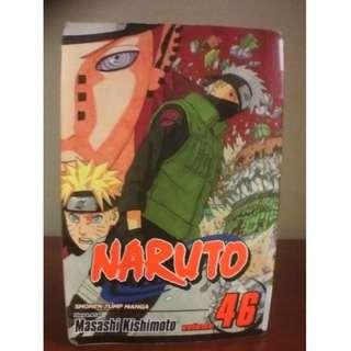 Naruto Vol. 46 Shonen Jump Manga Japan Paperback