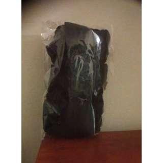 x3 Black Sheer Stockings - full length - still in plastic UNUSED