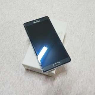 Samsung 三星 NOTE4 黑 32G