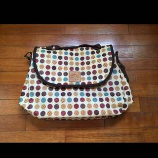 Colourful Polka Dots Bag