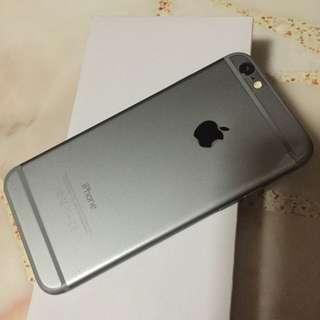 Used Iphone 6 64GB - Grey