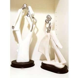 結婚禮品 求婚禮品 新郎新娘擺件 情人禮物裝飾品