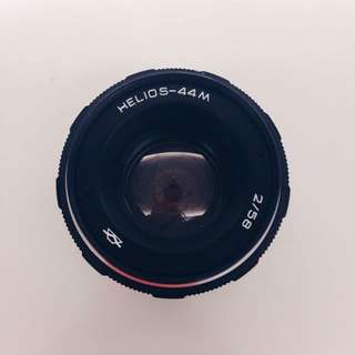 Helios Lens- Applicable For Canon And Nikon And Film Cams