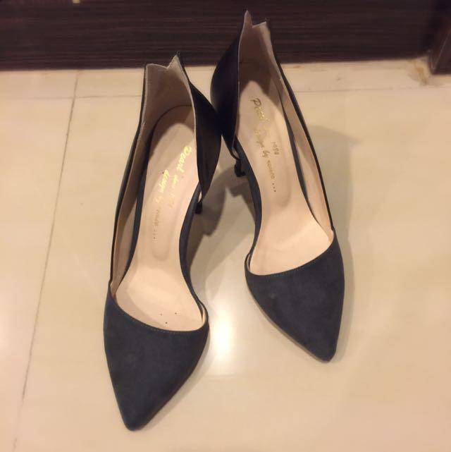 韓版跟鞋 (私訊議價)