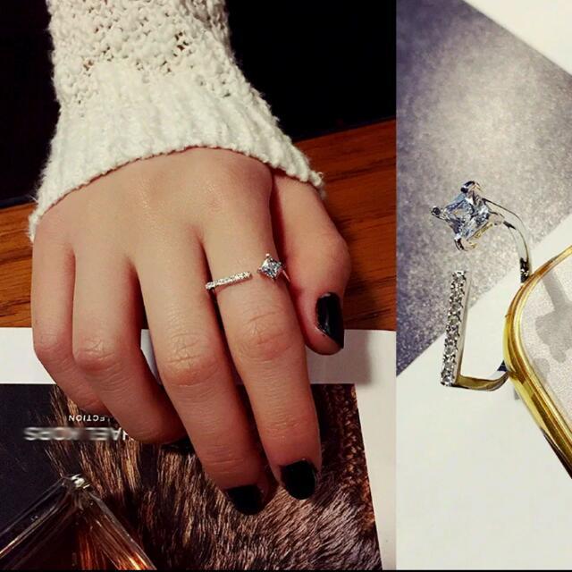 現貨 韓版造型戒指
