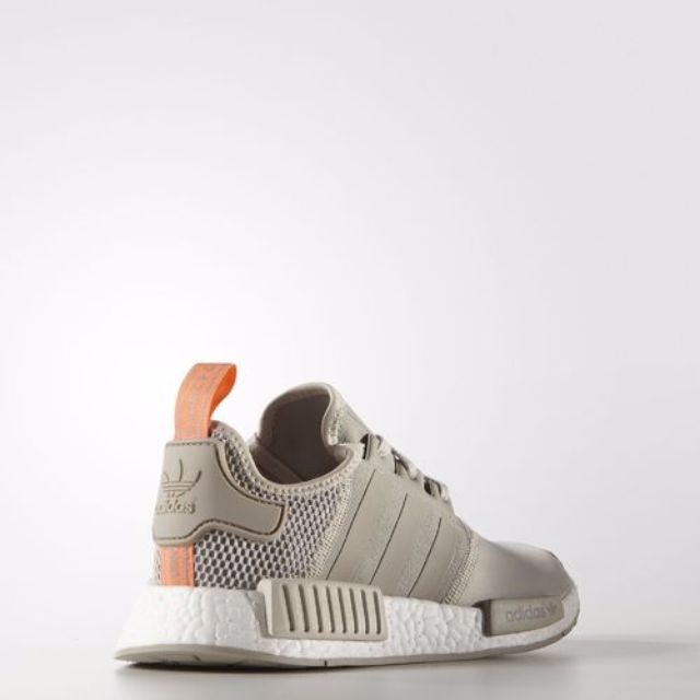 0d28e4a51b9aa ... adidas NMD Runner W S75233 Original 2016 New Style Womens shoes Clear  Brown Light Brown photo photo photo photo ...