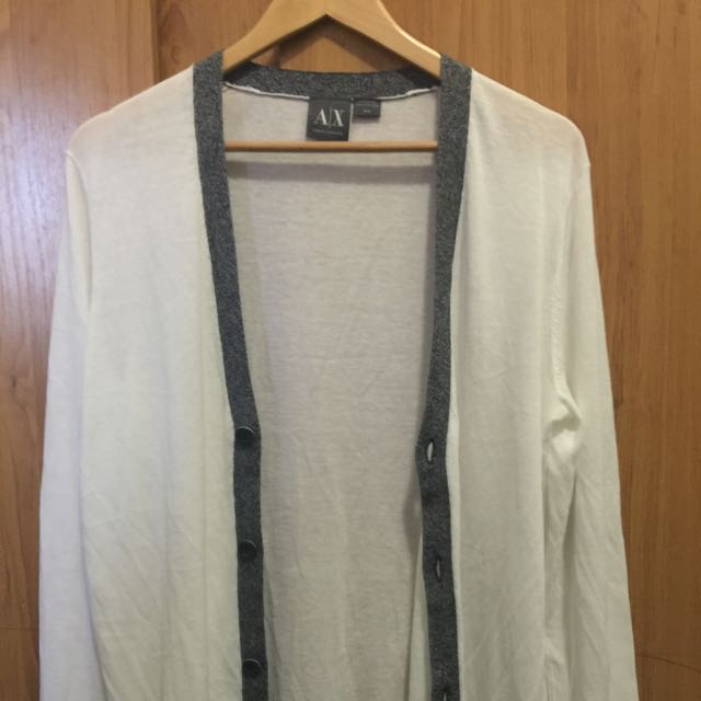 (pending) Armani Exchange Cardigan