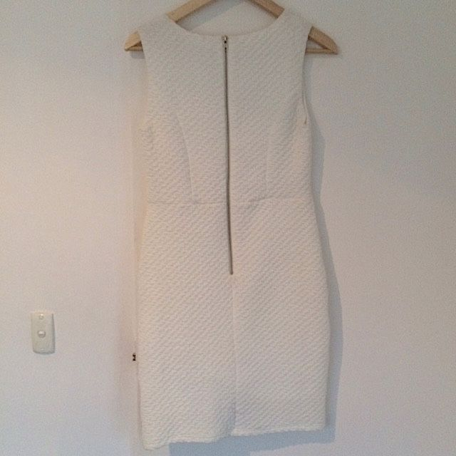 Beautiful boutique White Dress - never been worn!