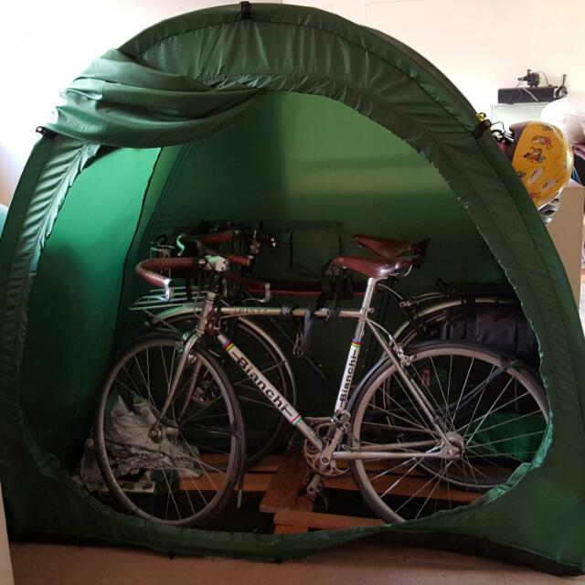photo photo ... & BikeCave TidyTent (Bicycle Protection Security Shelter) Sports on ...