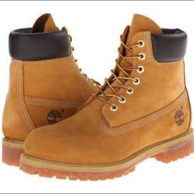 Brand New Timberlands Size 9/10