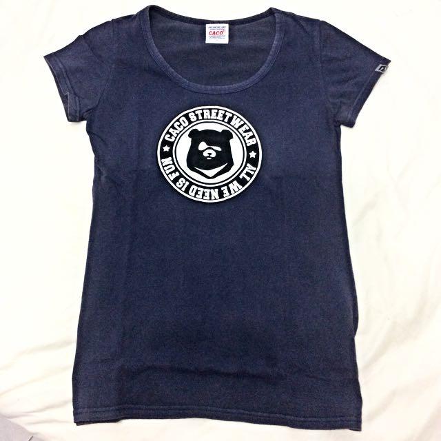 [出清]Caco 短版上衣 T-shirt
