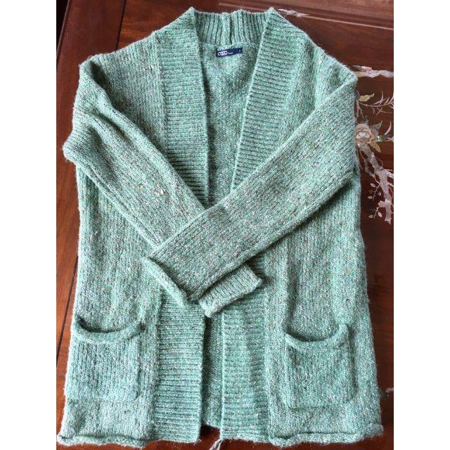 califonia暖色針織外套