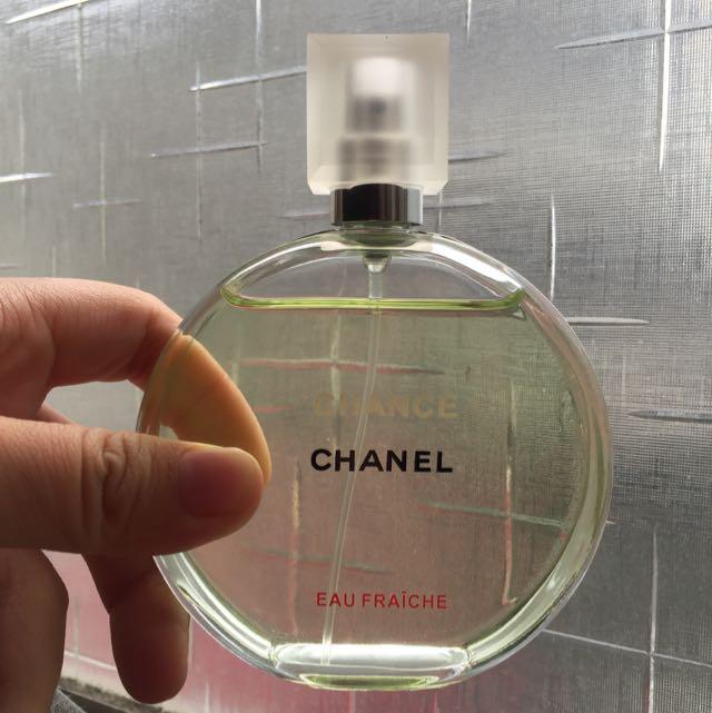 CHANEL 香奈兒 CHANCE 邂逅 女性淡香水 100ML