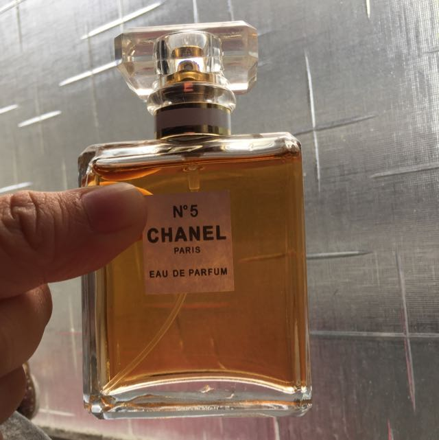 CHANEL香奈兒 N°5香水 50ML