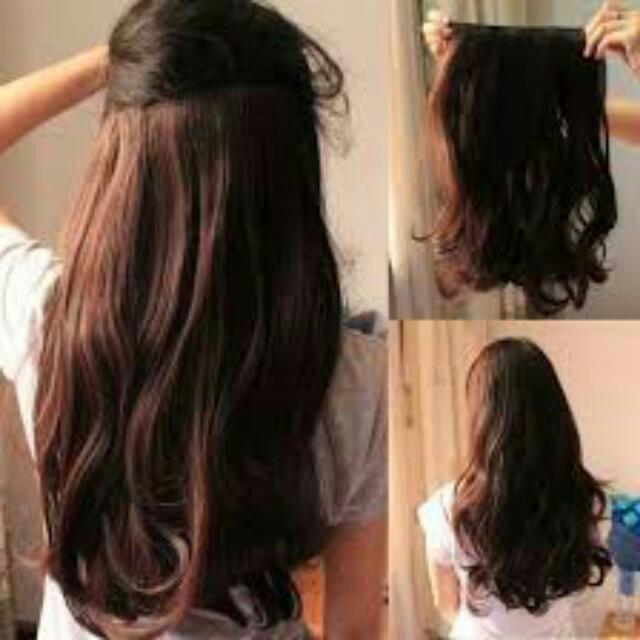 Clearance Sale Hair Extensions Womens Fashion On Carousell