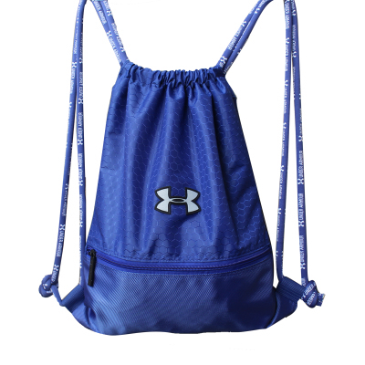 In Stock  Blue Under Armour Drawstring Bag, Men s Fashion on Carousell 8fe8f06866