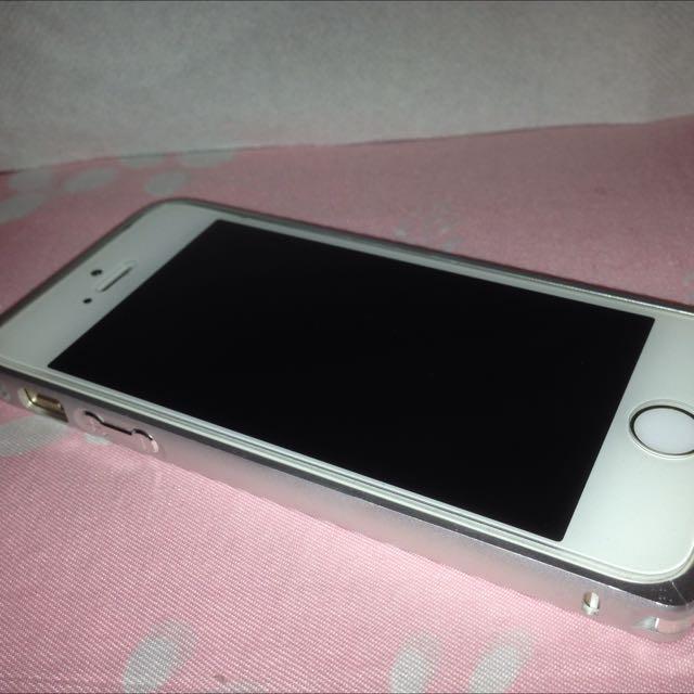 IPHONE 5S 16G 金色 女用機