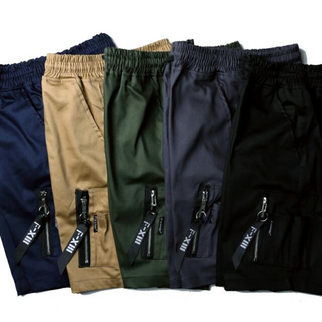 MA-1歐美短褲