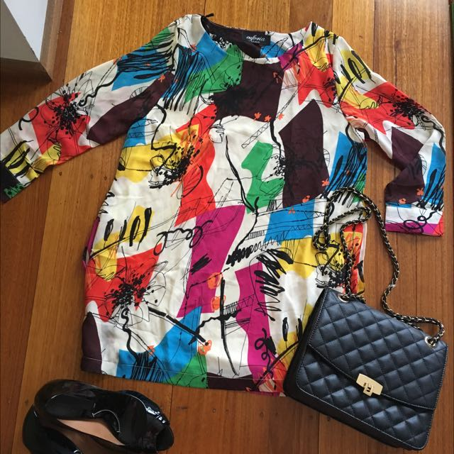 Multicolour Dress