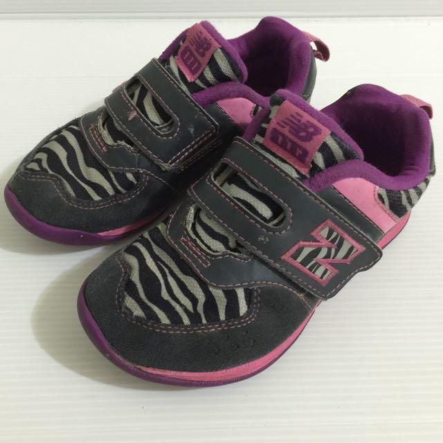 New Blance111 女童運動鞋