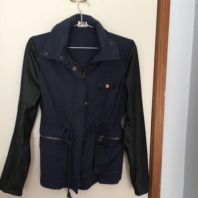 NEW Navy Jacket