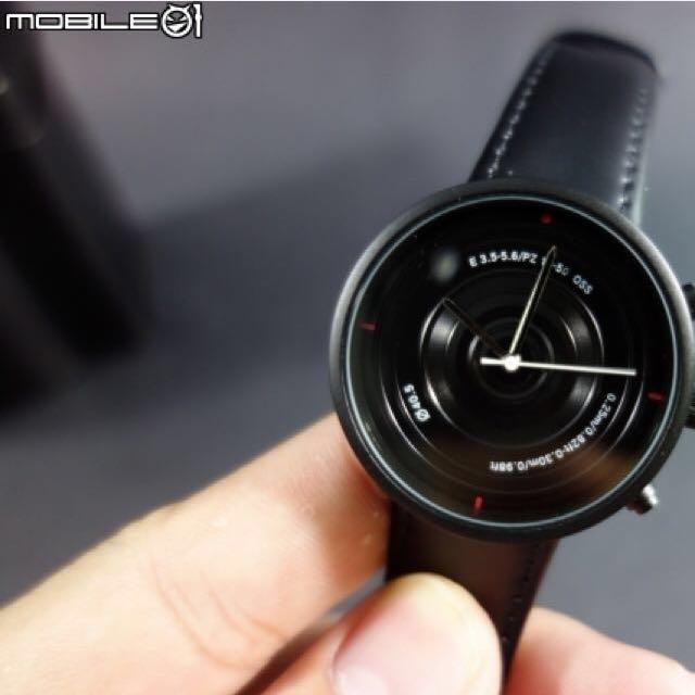 Sony NEX 相機造型手錶