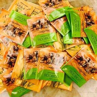 清明假期大特價。南非國寶茶