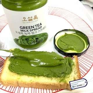 O'Sulloc Green Tea Milk Spread 200g *OFFER PRICE*
