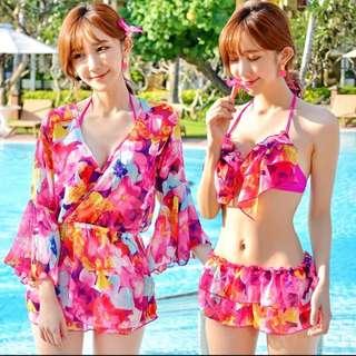 韓版時尚精品泳裝比基尼👙