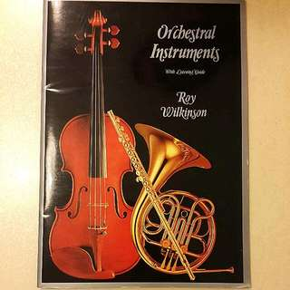Orchestral Instruments With Listening Guide CD