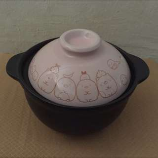San-X Sumikko Gurashi Nabe Pot For 1 Person