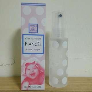FIANCEE Baby Puff Puff(Baby Powder)香水噴霧