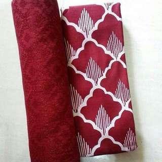 Batik Cap + Doby