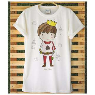 Prince & Princess Royal Kingdom tshirts