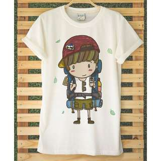 Backpackers t-shirts