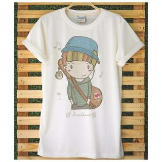 Love Song t-shirts