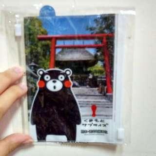 🚚 【好物】熊本熊夾鏈袋 含運