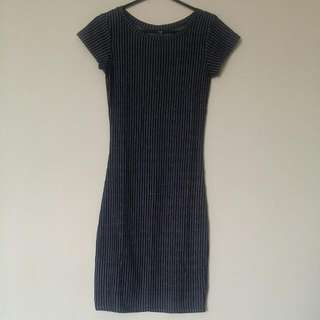 Cotton On Tighting Fitting 3/4 Dress *Reserved