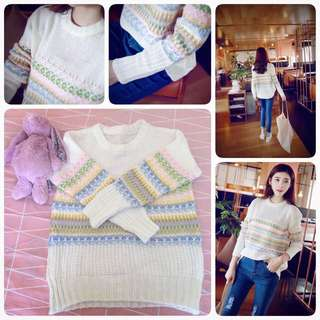 Korean Knitwear