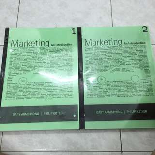 Marketing An Introduction. By Philip Kotler