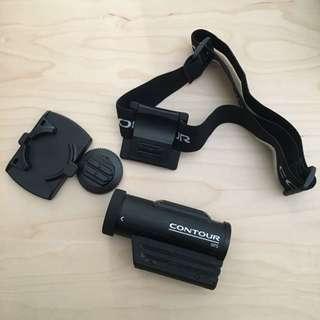 Contour Camera With Mounts