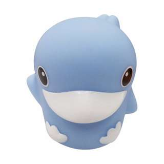 全新!!酷咕鴨KU.KU. 造型玩具小夜燈(藍色/粉色)
