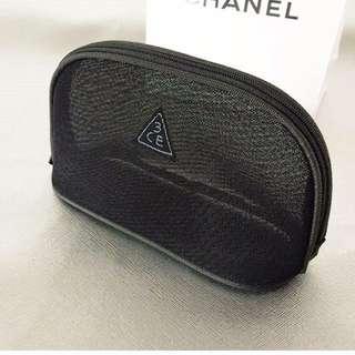 現貨3CE 新款 透明化妝包袋