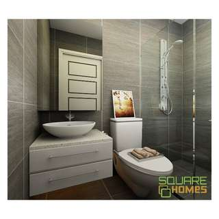 SPECIAL! KITCHEN & 2 TOILETS TILING PROMOTION $5800