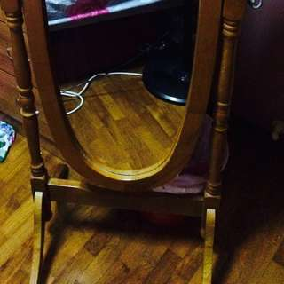 Standing Mirror (Reserved)